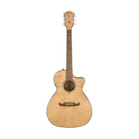 fender fa-345ce auditorium acoustic guitar