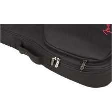 Fender FU610 Gig Bag for Soprano Ukulele, Black