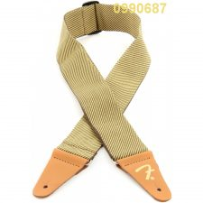 Fender Guitar Strap Tweed New Style