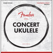 FENDER CONCERT UKULELE STRINGS