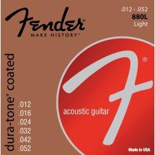 Fender 80/20 Coated 12-52