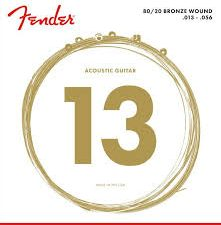 Fender 70M 80/20 Bronze Acoustic Strings