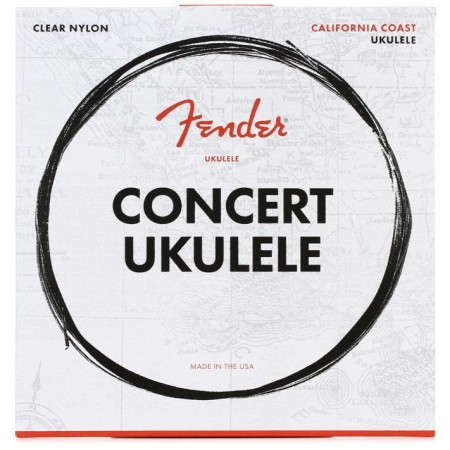 Fender Concert Ukulele Strings California