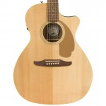Fender-Newporter-Electric-Acoustic-Acoustic-Body-Natural